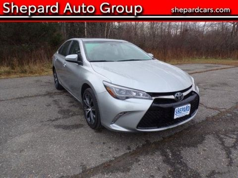 Pre-Owned 2017 Toyota Camry XSE V6